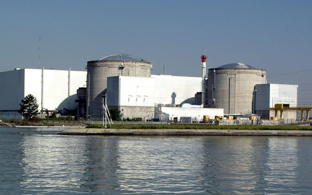 La centrale nucléaire de Fessenheim pourrait créer des centaines de super-héros d'ici quelques années