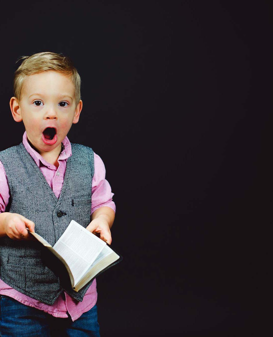 Terrifiant : selon les scientifiques, d'ici peu, les enfants vont nous remplacer