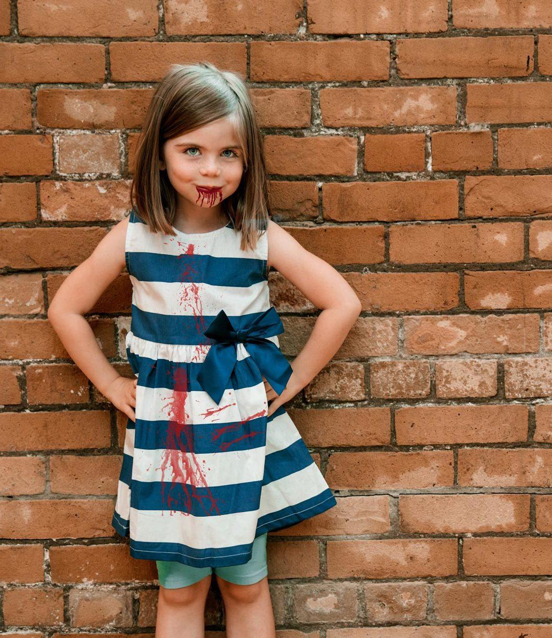 Fait divers : un pitbull sauvagement blessé par une fillette de 4 ans