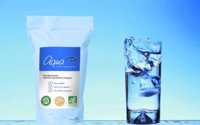 Nouveau plan canicule : de l'eau en poudre 100% Bio sera distribuée gratuitement aux personnes âgées